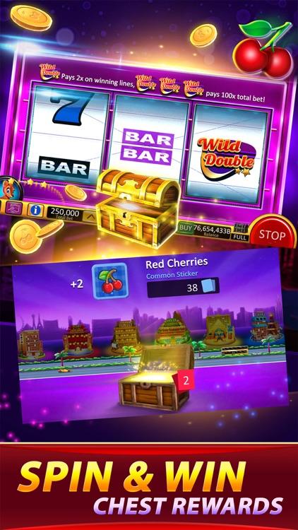 Wild Cherry Slots & Puzzles screenshot-8