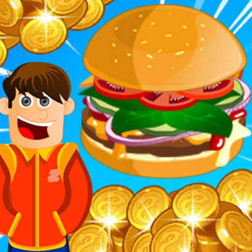 Burger Money: Cooking Game iOS App