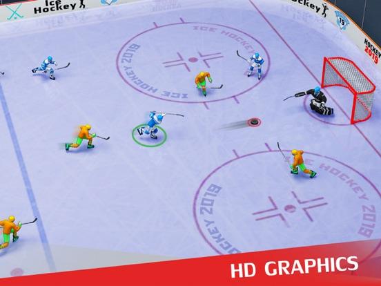 Ice Hockey Games: Nation Champ screenshot 8