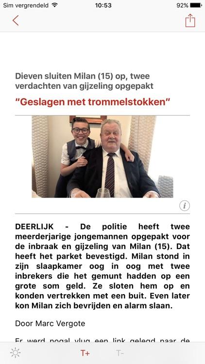 Krant van West-Vlaanderen screenshot-7