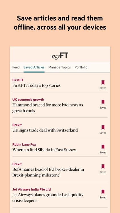 Financial Times screenshot-5
