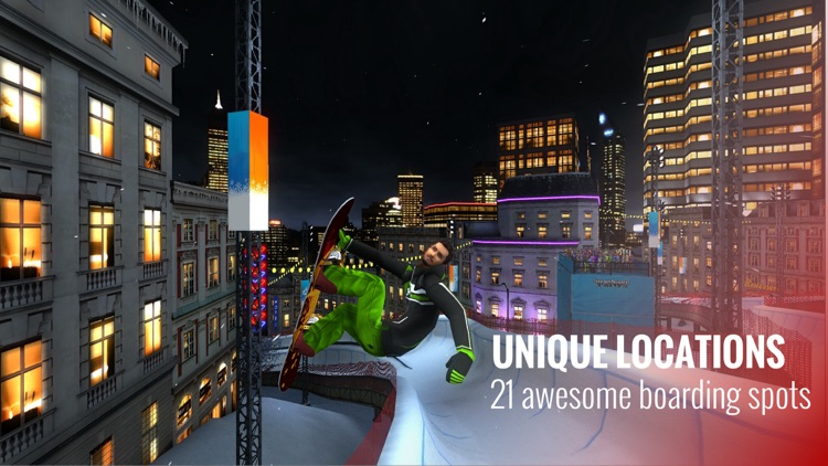 Snowboard Party: World Tour screenshot-0