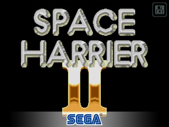 Space Harrier II Classic screenshot #1