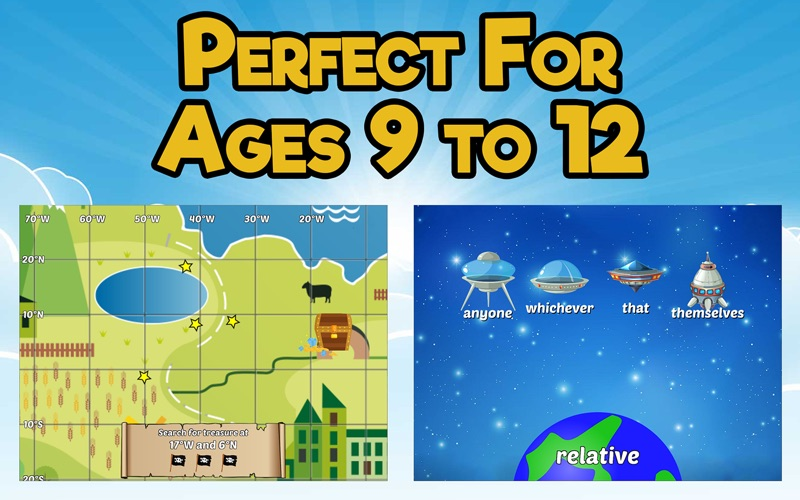 Fifth Grade Learning Games screenshot 3