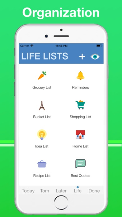 Do.List: To Do List Organizer Screenshots