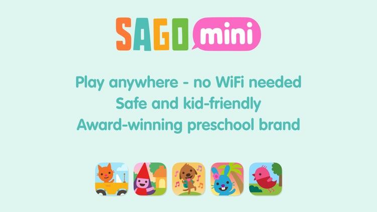 Sago Mini Camping screenshot-6