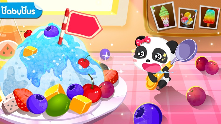 ICE Cream & Smoothies -BabyBus screenshot-0