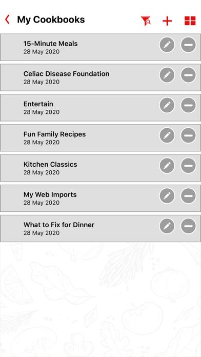 MasterCook Screenshot