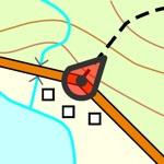 Topo GPS Noorwegen