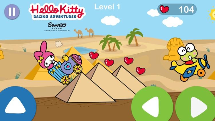Hello Kitty Racing Adventures screenshot-3