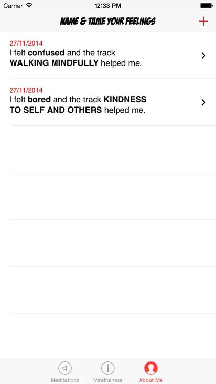 Take 10 Mindful Minutes screenshot-3