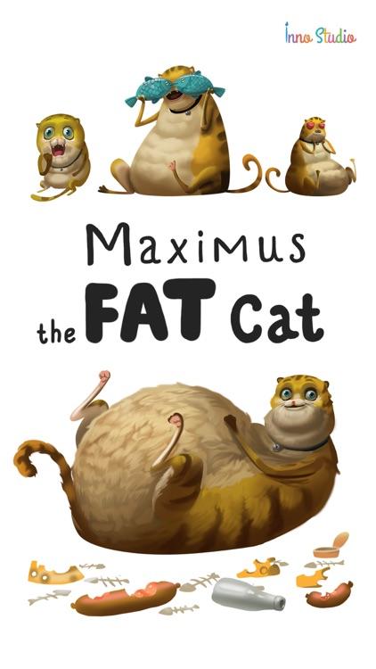 Maximus the Fat Cat