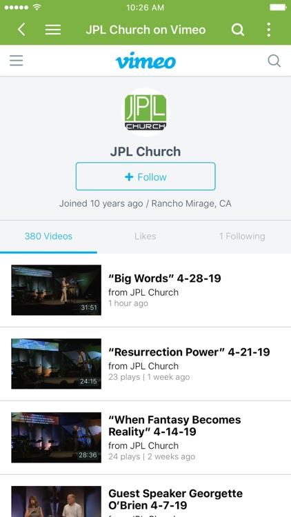 JPL Church