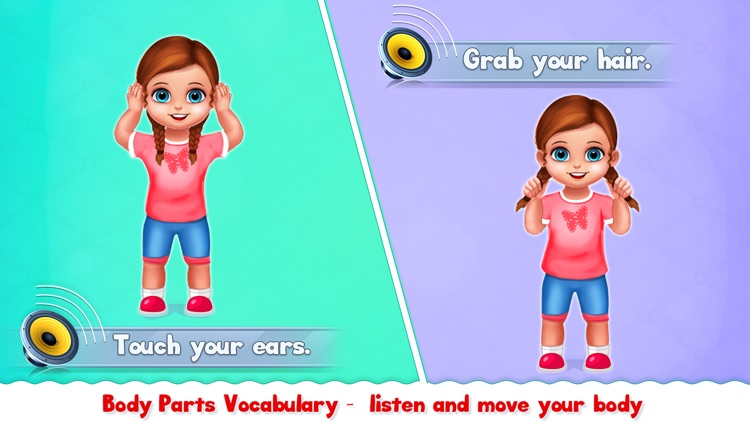 Human Body Parts Play to Learn screenshot-4