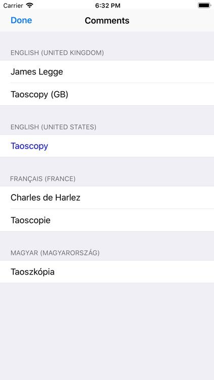 Taoscopy Lite screenshot-9