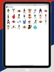 USA Football ipad images