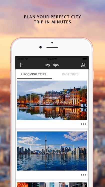 Air Miles Digital Trip Planner