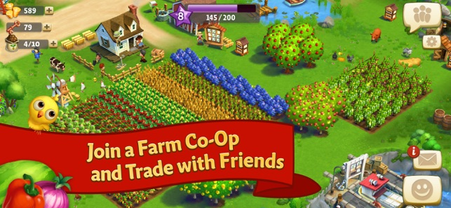 FarmVille 2: Country Escape on the App Store