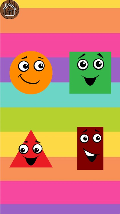 Smart Baby Shapes And Colours screenshot-4