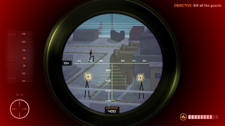 Clear Vision 4: Sniper Shooter
