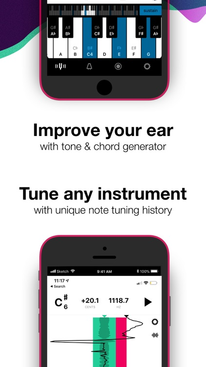 Tunable - Music Practice Tools screenshot-3