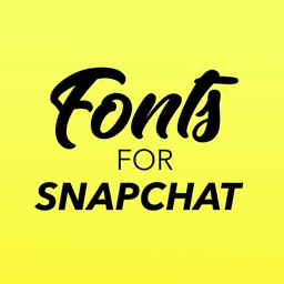 Fonts for Snapchat Keyboard
