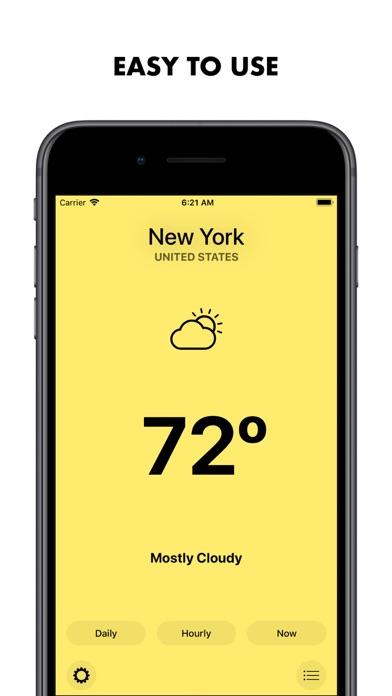 Weather Themeのおすすめ画像7