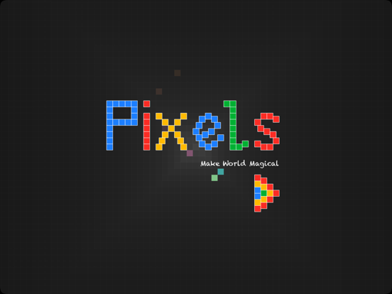 Pixels world screenshot #1