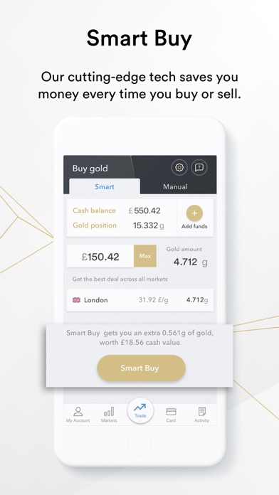 Goldex: Smart way to buy gold screenshot three