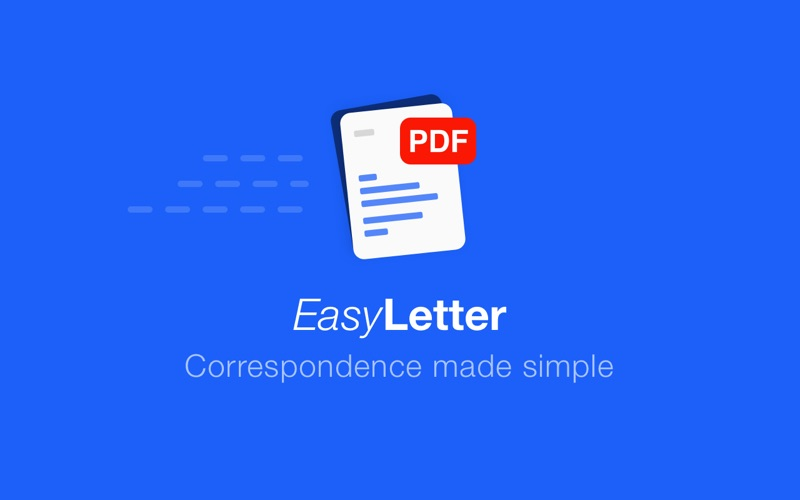 EasyLetter for Mac