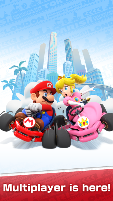 Mario Kart Tour for windows pc