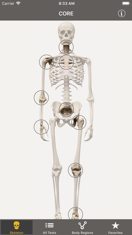 CORE -Clinical Orthopedic Exam screenshot-0