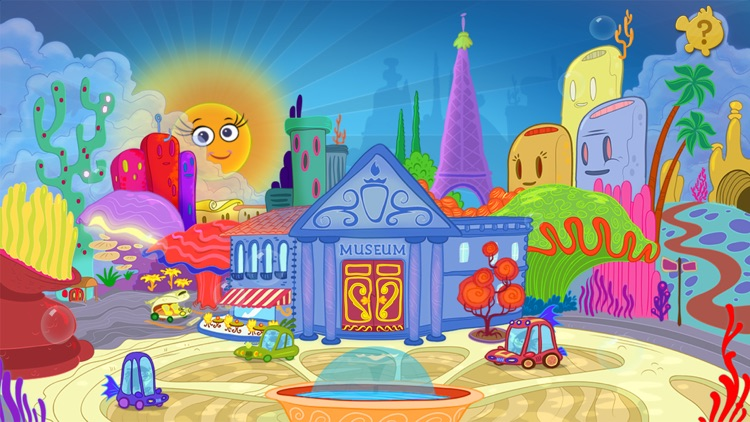 Musical Paint For Kids screenshot-0