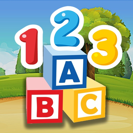 Matching 123 ABC