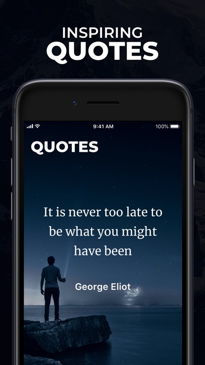 Motivate: Daily Motivation screenshot-4