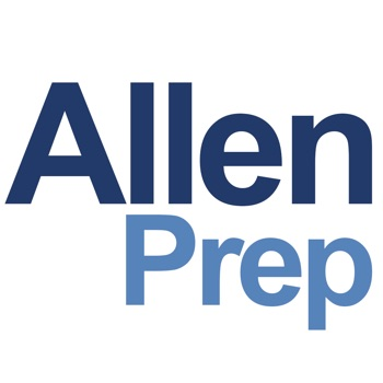 ACT Prep TestBank by Allen Logo