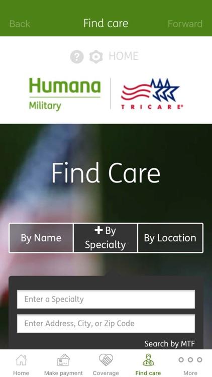 Humana Military screenshot-6