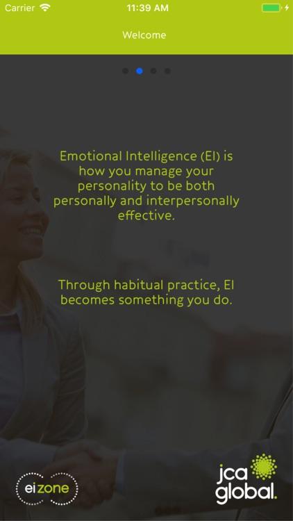Emotional Intelligence Zone