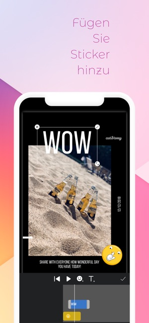 CutStory For Instagram Stories Im App Store