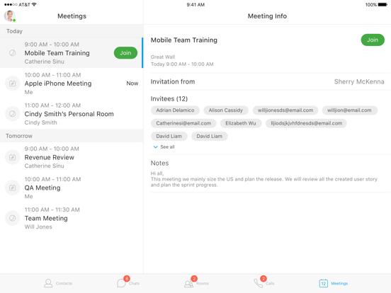 Cisco Jabber - Revenue & Download estimates - Apple App