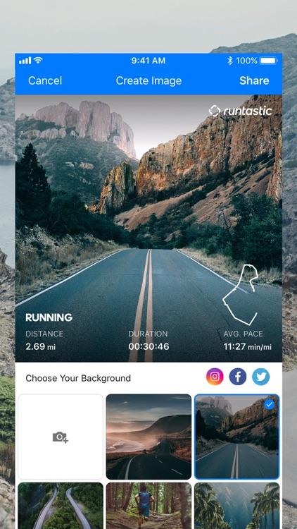 Runtastic Running Tracker screenshot-4
