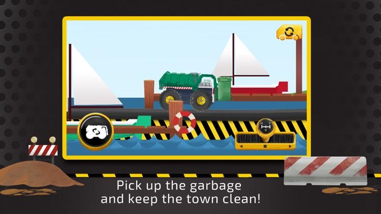 Tonka: Trucks Around Town screenshot-3