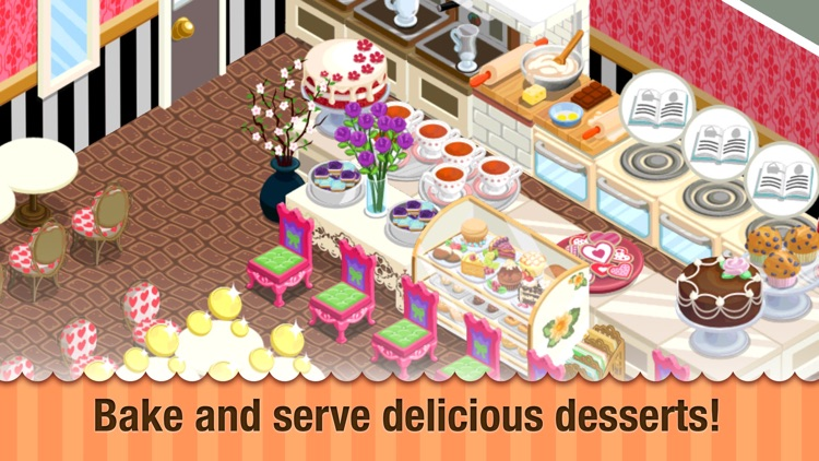 Bakery Story screenshot-1