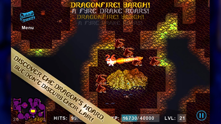 Sword of Fargoal (GameClub) screenshot-4