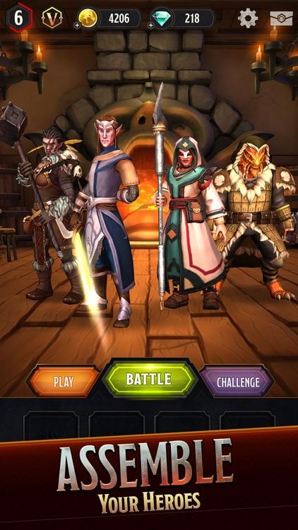 Warriors of Waterdeep screenshot-0