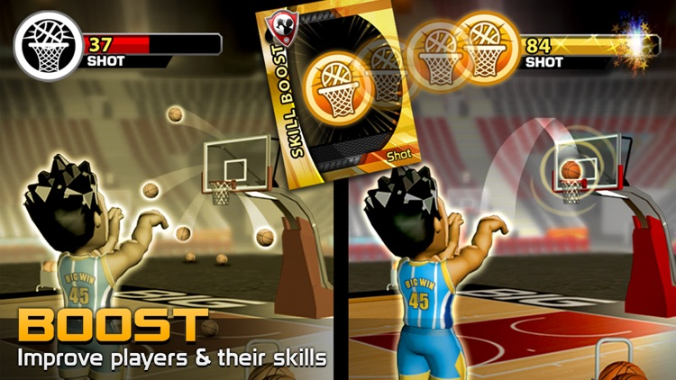 Big Win Basketball screenshot-3