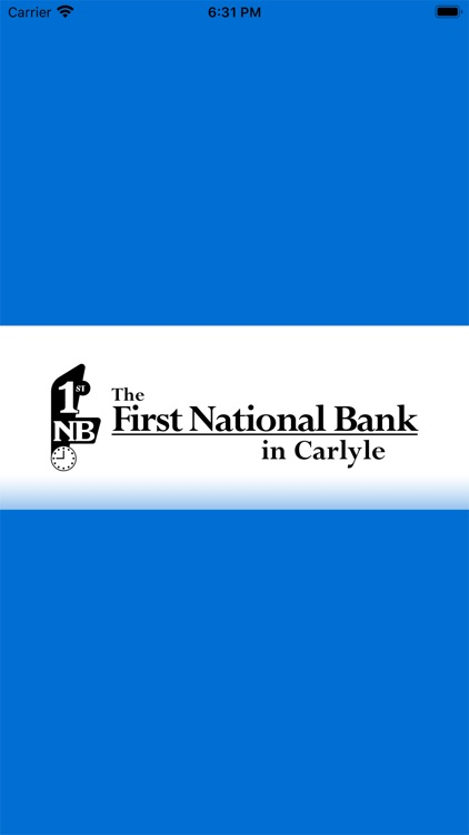 First National Bank in Carlyle