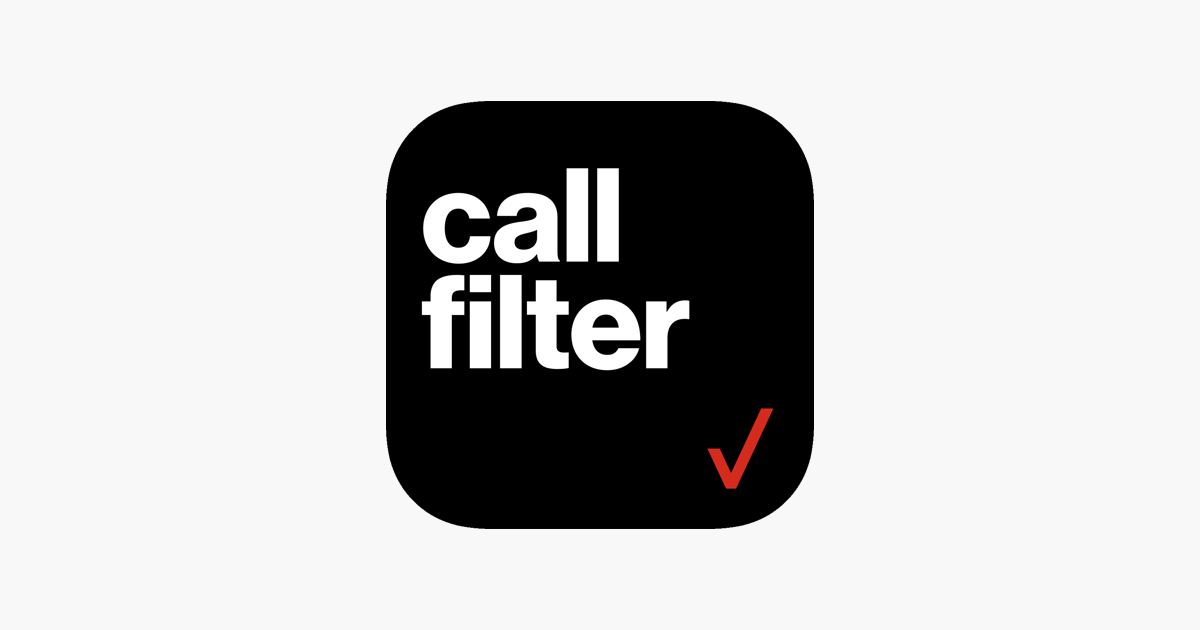 Verizon Call Filter on the App Store