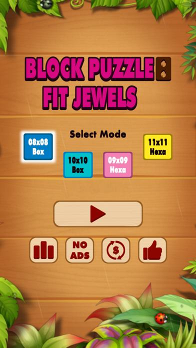 Block Puzzle: Fit Jewels screenshot 4