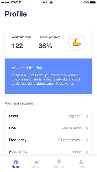 Fitness Coach screenshot 5